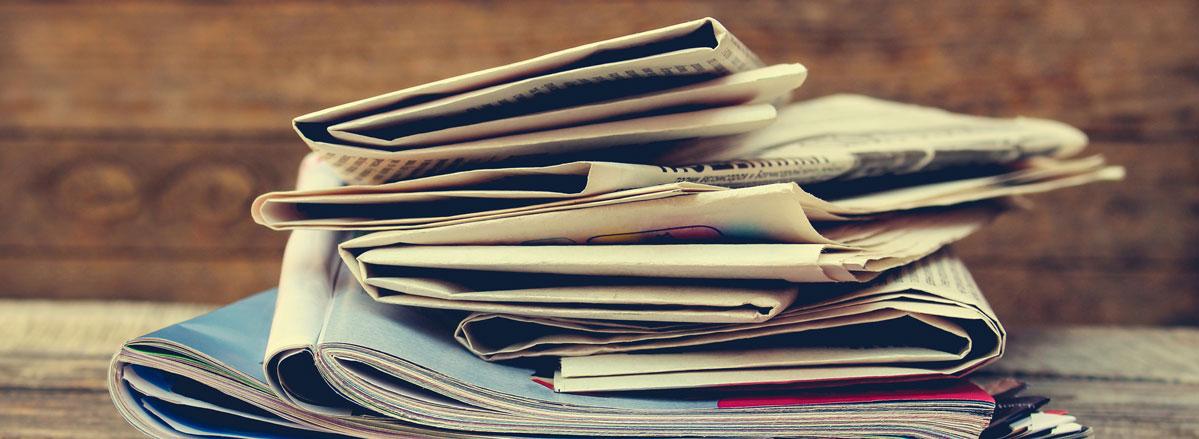 Zeitungen 2